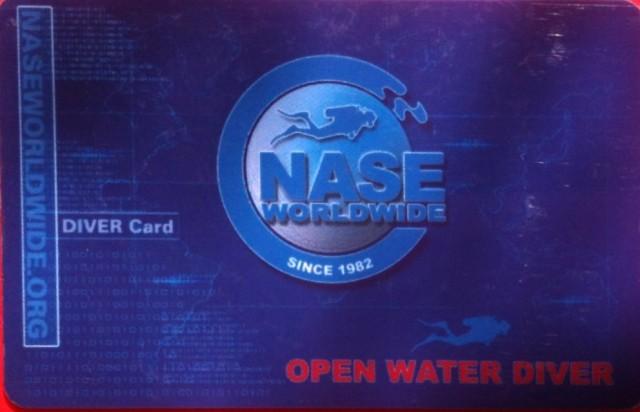NASE Open Water
